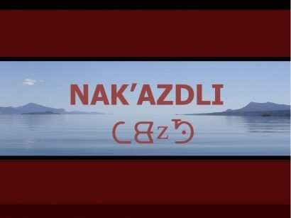 Nak'azdli First Nation