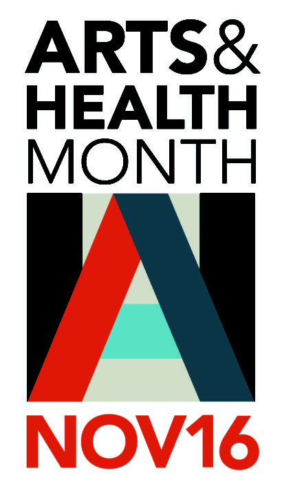November is Arts & Health month!